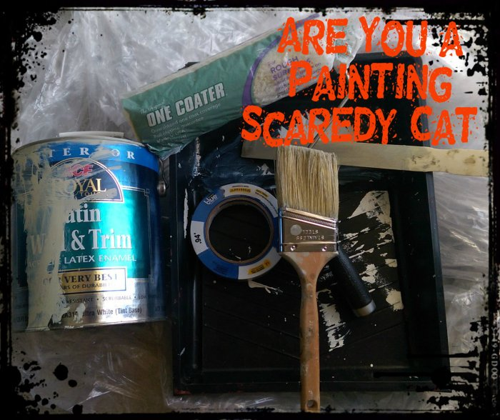 PaintingScaredyCat