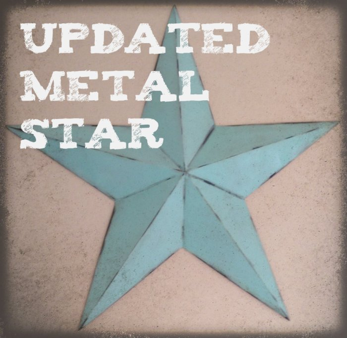 Updated Metal Star