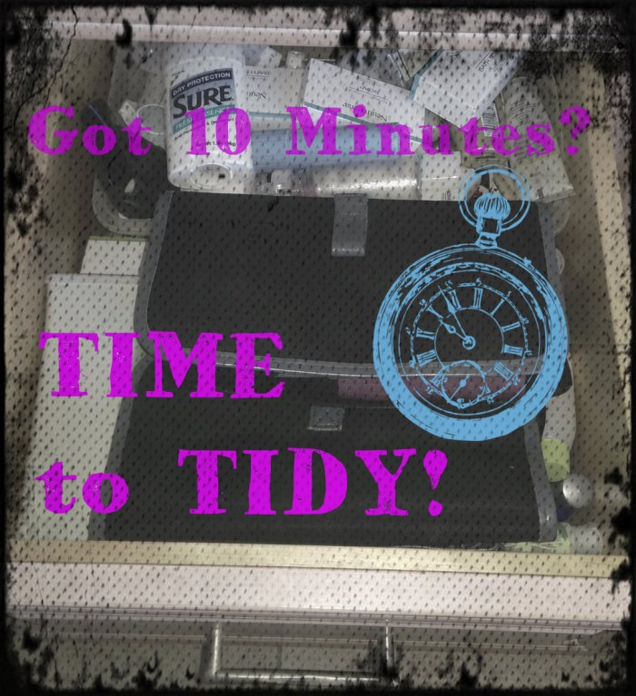 TimeToTidy#1