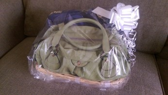 Purses Gift Basket