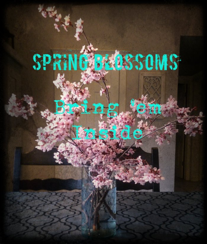 Cover Pic Spring Blossoms Arrangement