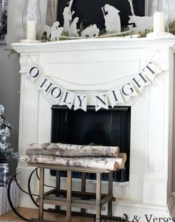 O Holy Night Banner