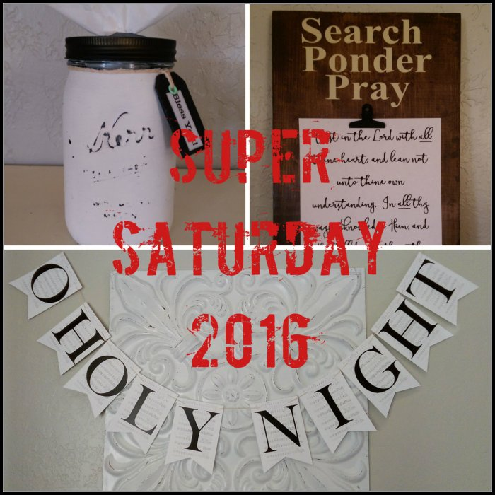 Super Saturday 2016