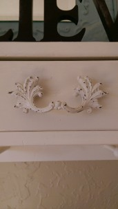 Painted Distressed Drawer Pulls